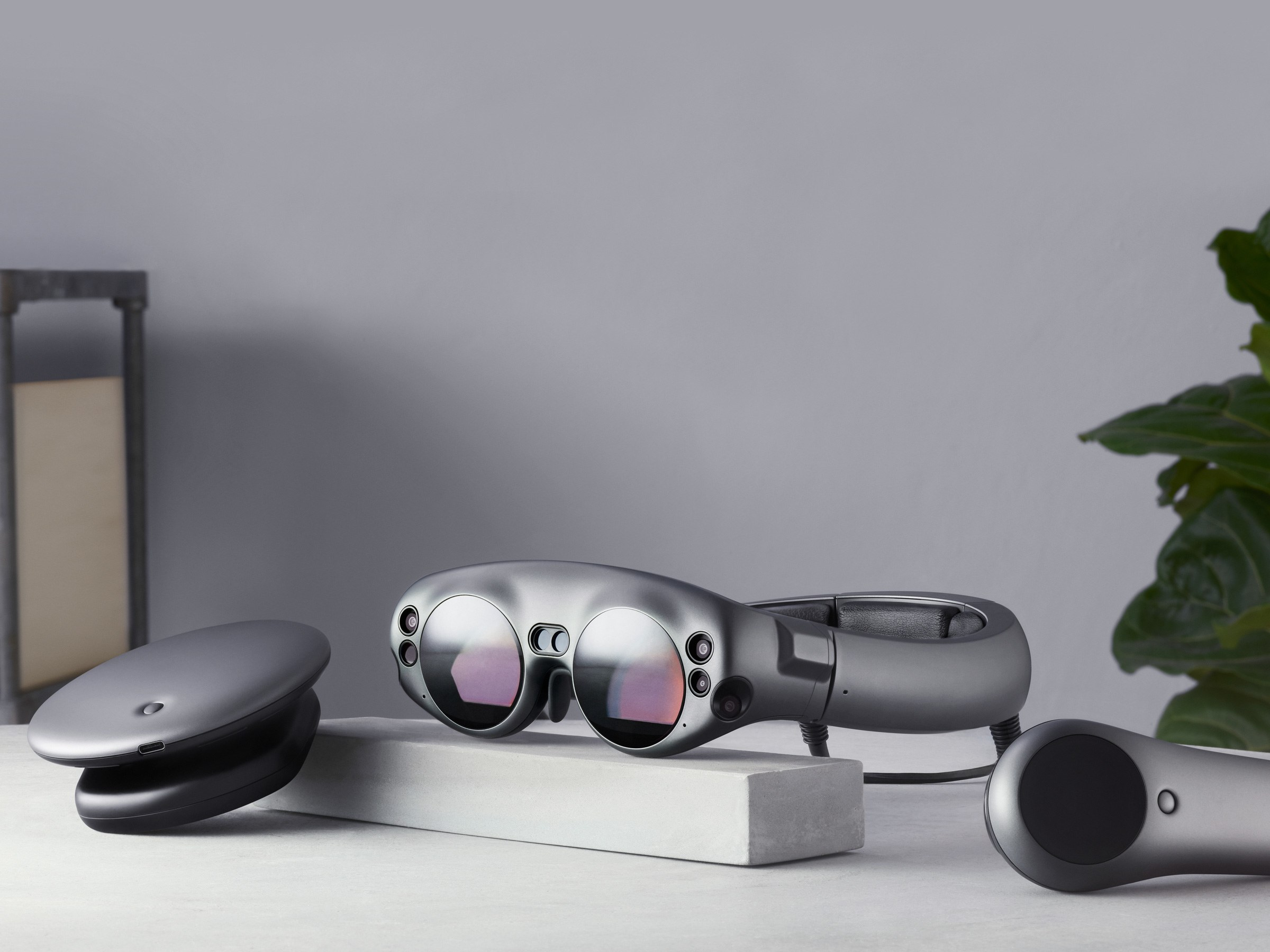Magic Leap komplet