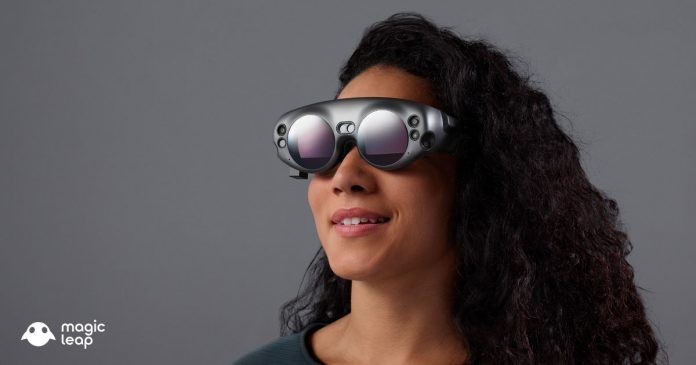 Magic Leap očala